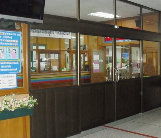 โรงพยาบาลเจ้าพระยายมราช