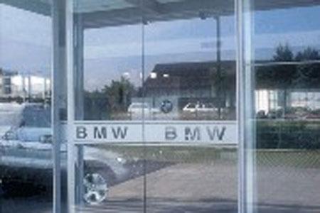 Showroom B.M.W