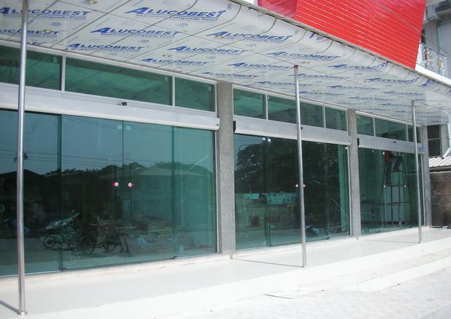 Department store จ.เมียวดี พม่า