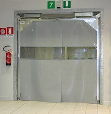 FLAP High Speed Swing door